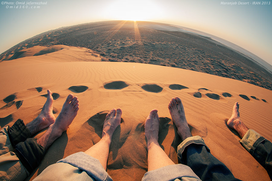 Iran Tours Packages Desert Tour in Iran